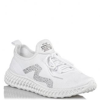 Mairiboo STRASSERS Sneaker Λευκό