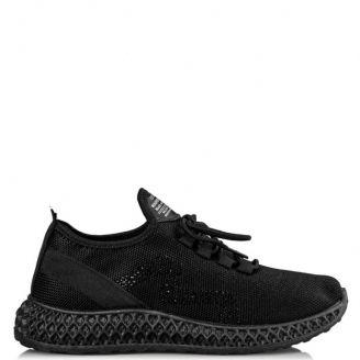 Mairiboo STRASSERS Sneaker Μαύρο